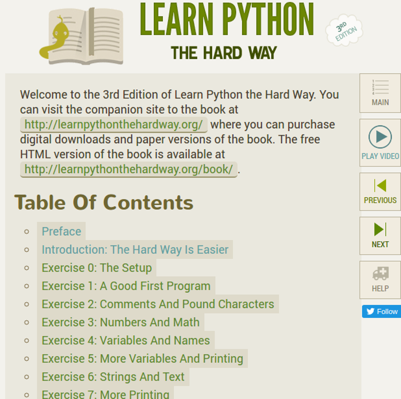 Learn Java the Hard Way - reddit